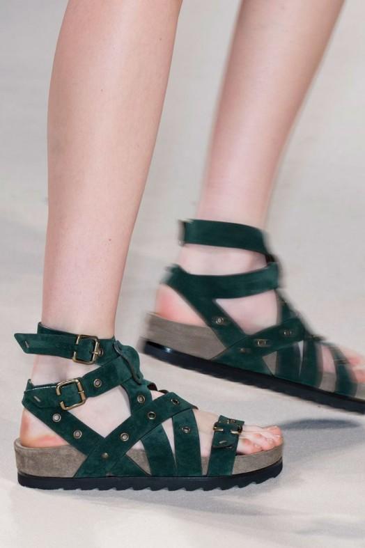Обувки Fay