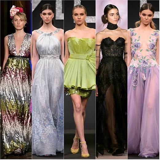 42 модела официални рокли