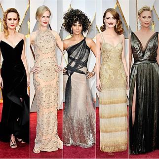 Оскари 2017: Красота и стил от червения килим