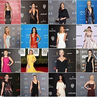Коя е най-стилната знаменитост на месец януари?