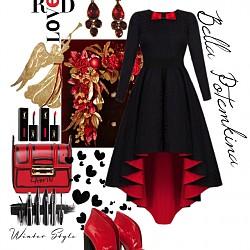 Стилна в новогодишната нощ - 20 модни идеи