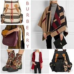 Burberry есен/зима 2016/2017