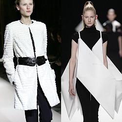 Черно и бяло в 1001 комбинации
