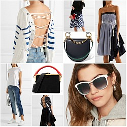 Мода за пролет/лято 2017 от SACAI