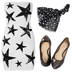 Звезди в гардероба