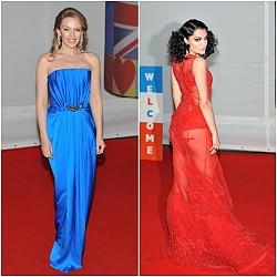 Звездна мода от Брит 2012