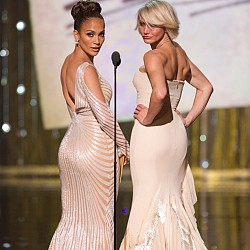 Звездна мода Оскари 2012