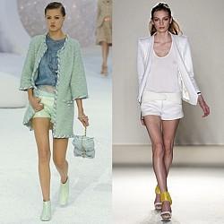 Къси панталонки пролет/лято 2012