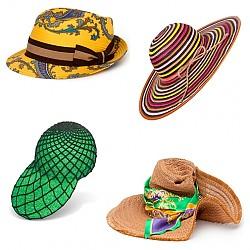 Летни шапки 2012