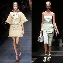 Седмица на модата в Милано - пролет/лято 2013