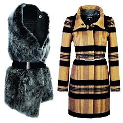 Връхни дрехи есен 2012