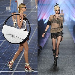 Седмица на модата в Париж - пролет/лято 2013