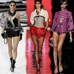 Къси панталонки за пролет/лято 2011