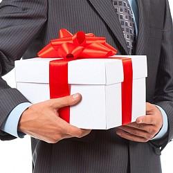 Козметични подаръци за мъже