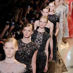 Седмица на модата в Париж: Ели Сааб