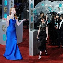 BAFTA 2013: Лошото време срещу модата