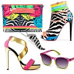 Обувки и аксесоари пролет/лято 2013 от Just Cavalli