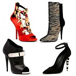 Модни обувки есен-зима 2013/14 от Giuseppe Zanotti