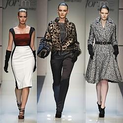 Мода за пълни дами. Колекция  Elena Miro есен-зима 2013-2014