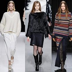 Пуловерите на есен-зима 2014/2015