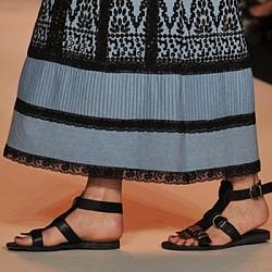 Римски сандали лято 2011