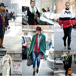 Седмица на мъжката мода в Милано F/W 2015: Street Style