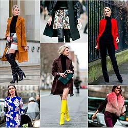 Седмица на висшата мода в Париж S/S 2015: Street Style