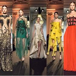 Dany Atrache Haute Couture, пролет/лято 2015