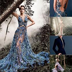 Официални рокли от Paolo Sebastian