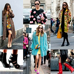 Седмица на модата в Милано есен-зима 2015/16 : Street Style