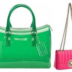 Цветни чанти за лято 2011