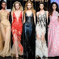 Абитуриентски рокли 2015 – красиви мечти