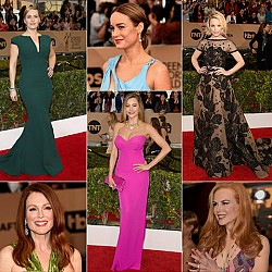 Мода от наградите на гилдията на филмовите актьори