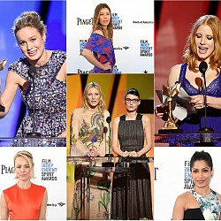 Стилни и цветни звезди на Film Independent Spirit Awards-2016