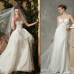 Най-красивите сватбени рокли за 2017