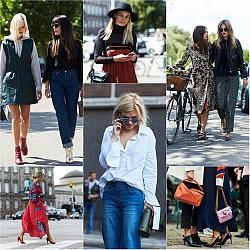Мода от улиците на Копенхаген