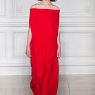 Рокля в червено от   Valentino