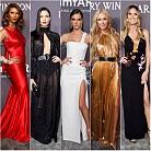 Най-стилните топмодели на amfAR Gala 2017