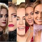 Грами 2017: прически и грим