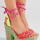 Sophia Webster - чанти и обувки 2017