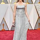 Тереза Палмър в рокля Prada