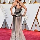 Хали Бери в рокля  Versace