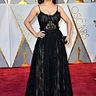 Салма Хайек в рокля на Alexander McQueen