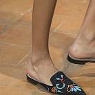 Обувки Alberta Ferretti