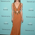 Grace Elizabeth в рокля на Roberto Cavalli