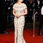 Джесика Частейн в Chanel