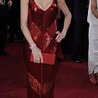 Джейн Сиймур с рокля Pamella Roland