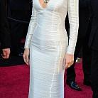 Селин Дион с рокля Giorgio Armani Prive