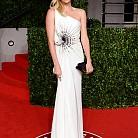 Чарлийз Терон с рокля от Atelier Versace