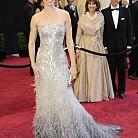 Хилари Суонк с рокля Gucci Premiere